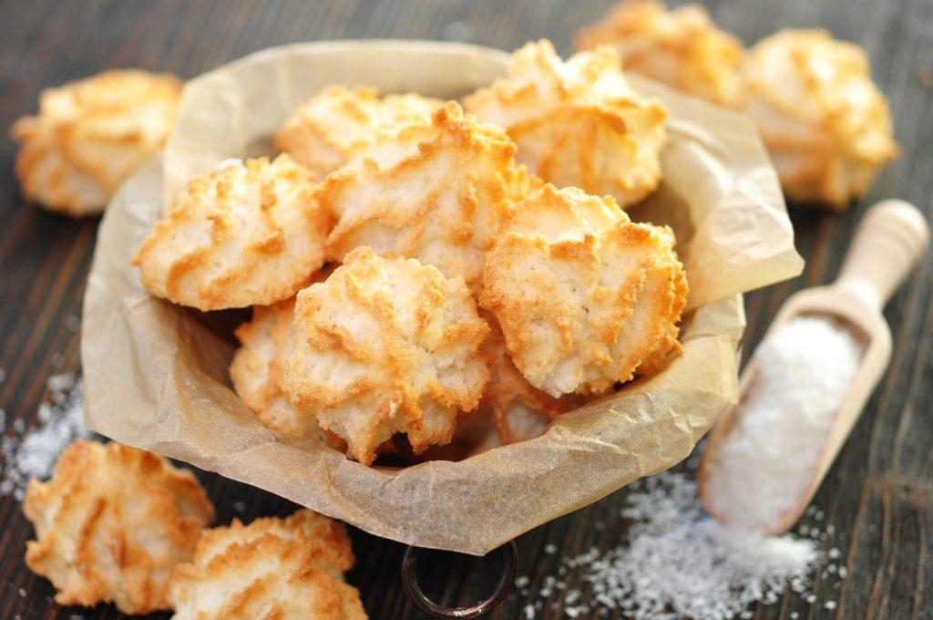 Kokosmakronen Rezept zur Adventszeit – lecker & leicht