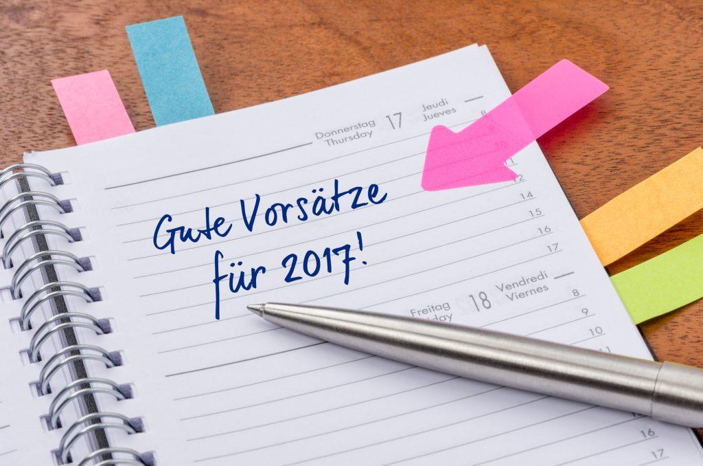 Neujahresvorsätze beim Abnehmen: Wie hält man sie ein