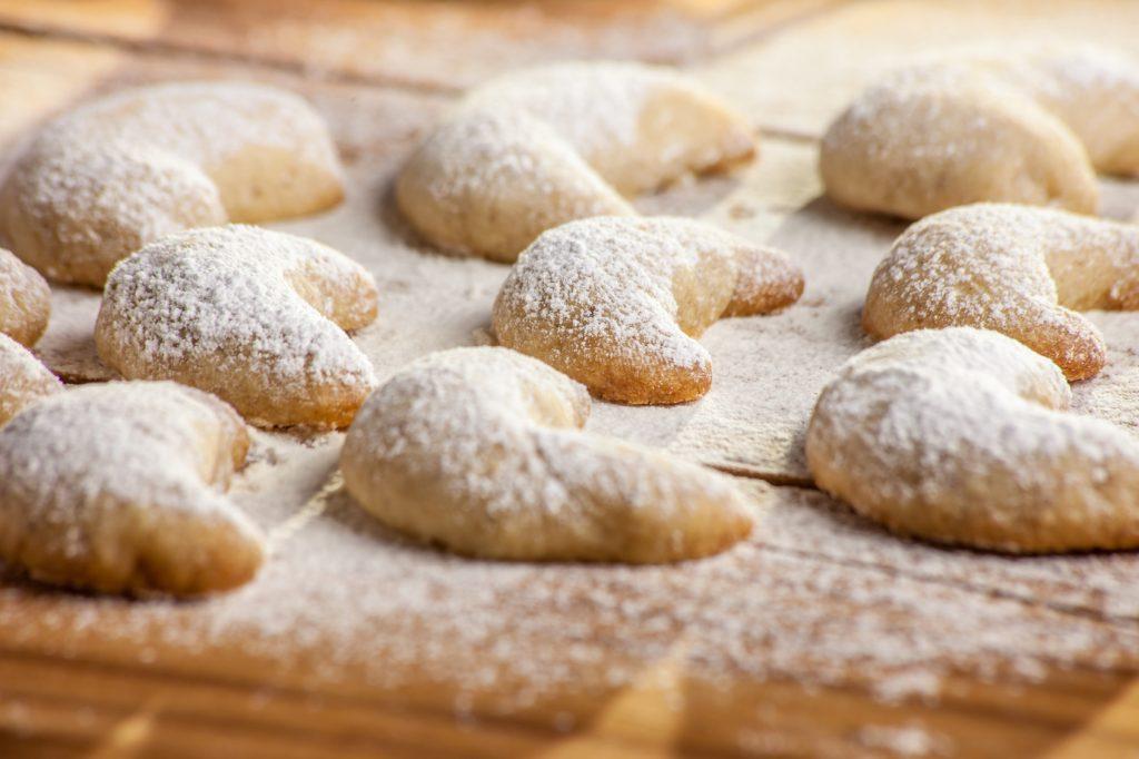 Leichtes Vanillekipferl Rezept zur Adventszeit
