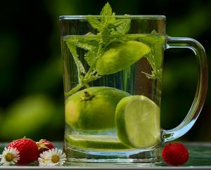Refigura Gesundheitstipp: Flavoured Water