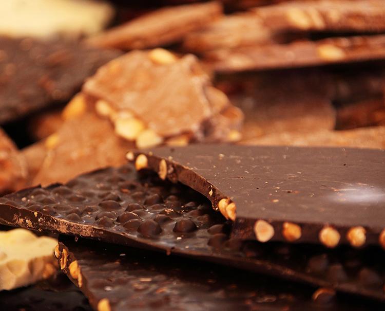 Schokolade und die Lust nach mehr