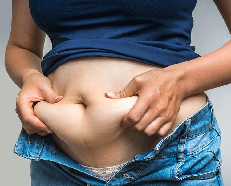 Abnehmen am Bauch: So schmilzt der Bauch weg