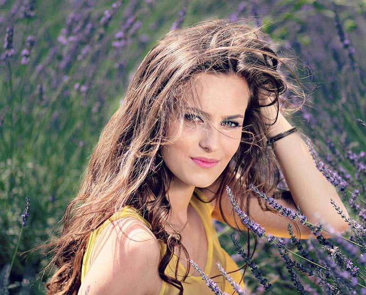 Vitamin E für schöne Haut und kräftige Haare