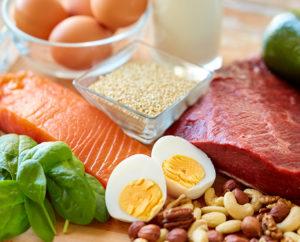 Eiweiß Diät lässt Pfunde purzeln